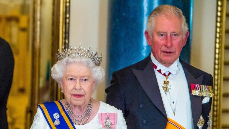 """Prints Charles: """"Ma ei hakka kuningana teiste asjadesse sekkuma. Nii rumal ma pole!"""""""
