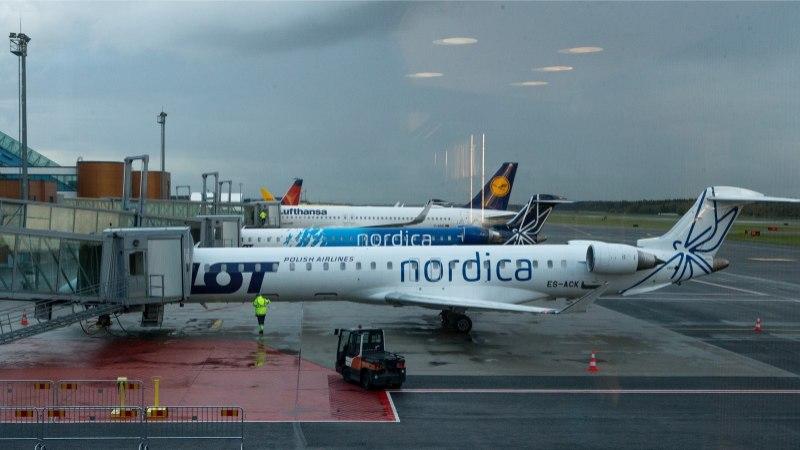 Nordica sulgeb lennuliine ja koondab töötajaid