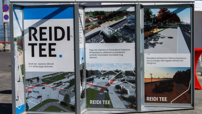 Tallinn pidi Reidi teeks leidma ligi kaheksa miljonit eurot lisaraha