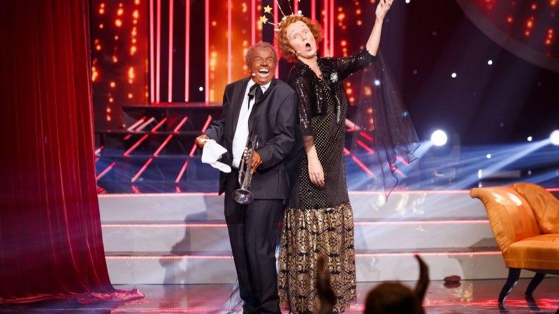 Nele-Liis Vaiksoost saab näosaate finaalis Celine Dion: mul on tema vastu liiga suur austus, et teda parodeerida