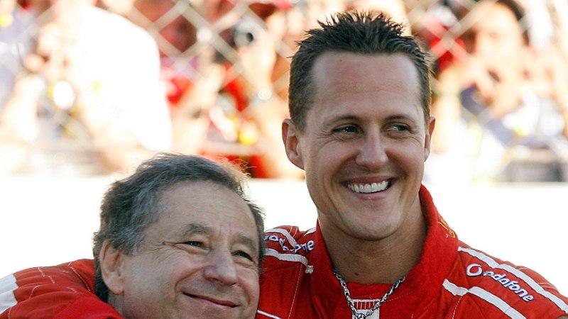 Jean Todt avalikustas südamliku detaili oma suhtest Schumacheriga