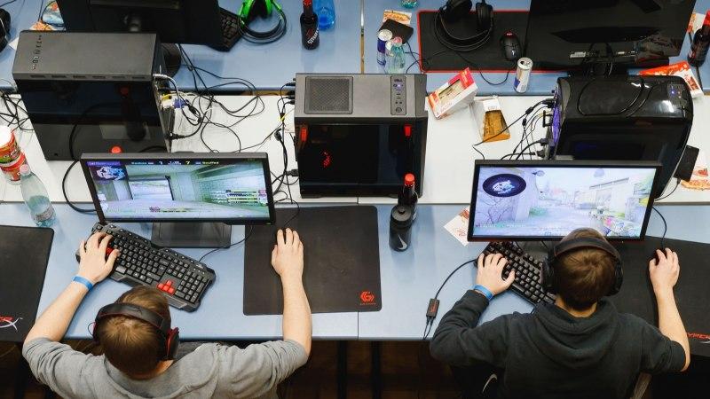 GALERII | Vaata, millised emotsioonid lõõmasid LAN Ruudus videomänguvõistlusel