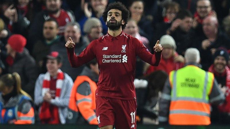 Salah tõusis taas Liverpooli kangelaseks, Totteham pääses üle noatera