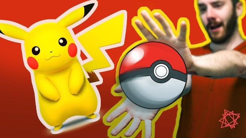 VIDEO | Pokemonide püüdmine on taaskord populaarne?