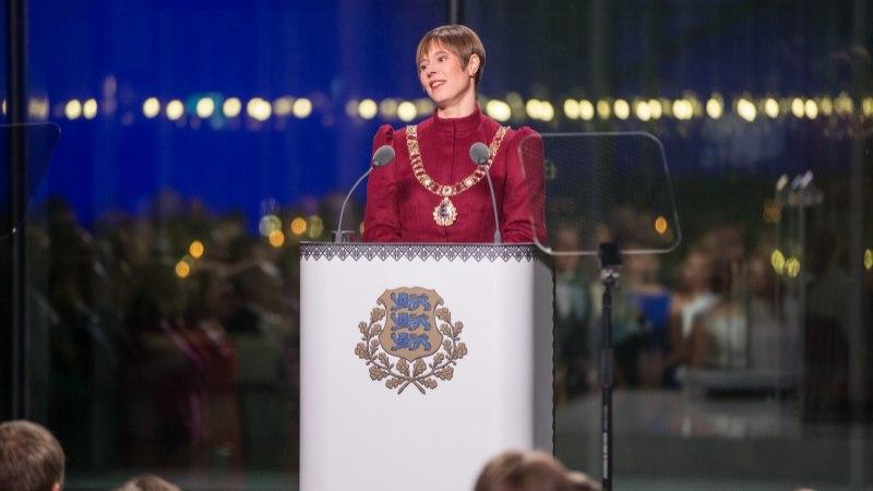 Presidendi uusaastatervitus läheb seekord teele Pärnust