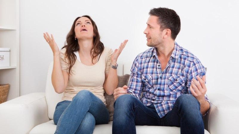Neli põhjust, miks naine suhtes mehe jätab