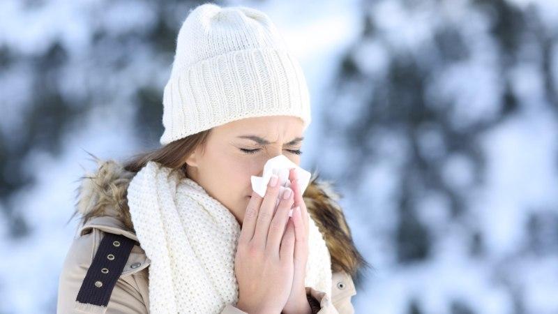 TUGEV KÖHA JA NOHU: kas see võib olla gripp?