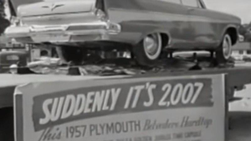 VIDEO | Kurb avastus ajakapslist: imeline auto leiti 50 aastat hiljem rikutuna