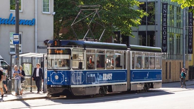 Tallinna ostab vähemalt kaheksa uut trammi