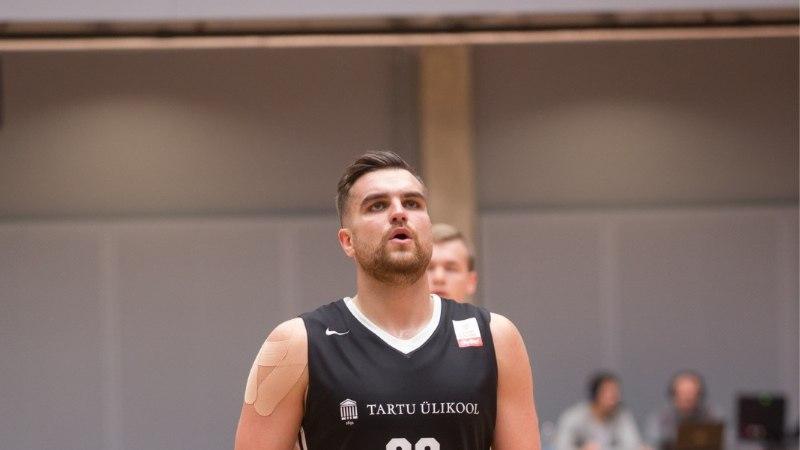 AJAKIRI BASKETBALL | Tartu tugitala Julius Kazakauskas: korvpallis on kõige tähtsam kirg