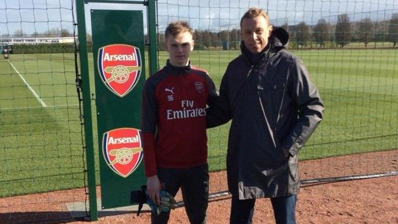 Mart Poom: Eesti väravavahiga ollakse Arsenalis väga rahul