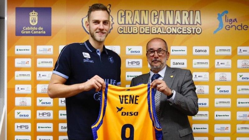 Siim-Sander Vene ei tea veel, kas pääseb juba homme Gran Canaria eest väljakule