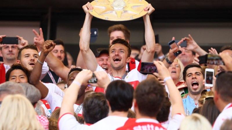 KOHUTAV! Saksamaa kõrgliigaklubi kapteni isa suri tribüünil poja mängu jälgides