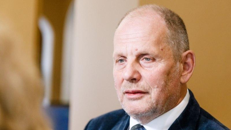 """Peeter Ernits: mind eemaldatakse saate """"Otse kümnesse"""" juhi kohalt"""