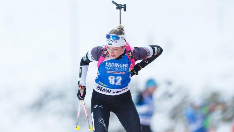 Eesti naised tegid viimase nelja hooaja parima sõidu