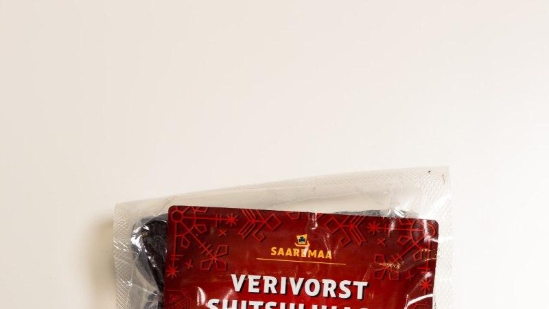 NAISTELEHE TEST: verivorstide paraad - vaata, mida jõululauale valida!