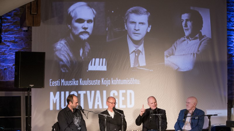 """Sven Grünberg: """"Režissöör lubas mind """"Hukkunud Alpinisti hotelli"""" filmimuusika pärast peaaegu et üles puua!"""""""