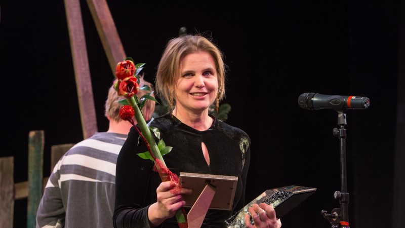 GALERII | Vaata, kes võidutsesid Draamateatri aasta kolleegipreemiate jagamisel