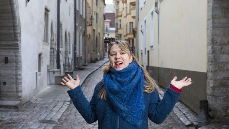 "Mari Kalkun: oma muusikaga panen jaapanlastele südamele, et ""aigu om""!"