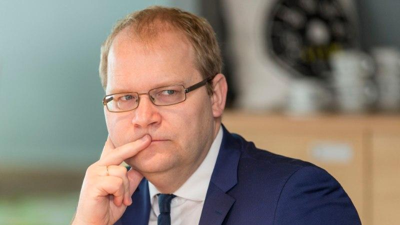 Urmas Paet   Eesti peab toetama Ukrainat kuni sõda lõpeb