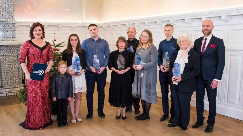 """""""Seitsmeste uhkus 2018"""" tunnustab elupäästjaid, külasädemeid, loomakaitsjaid, õpetajaid ja teisi Eesti elu hoidjaid"""
