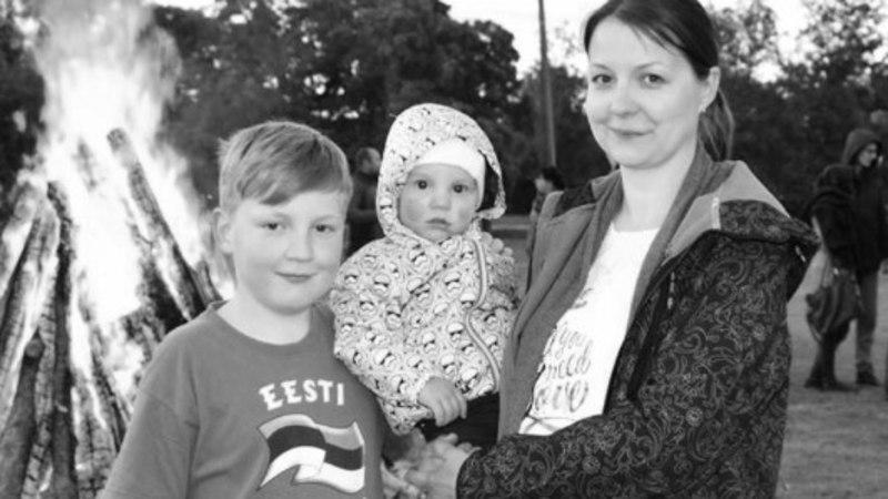 Suri vähiravifondilt abi saanud 35aastane pereema