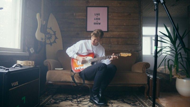 Muusik Egert Milder: kitarr päästis mind tümakamuusika mustast august