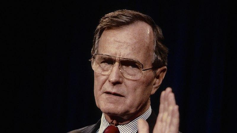 Suri George HW Bush: USA president, kes lõpetas külma sõja