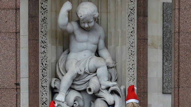GALERII | Jõuluvanad panid jooksu!