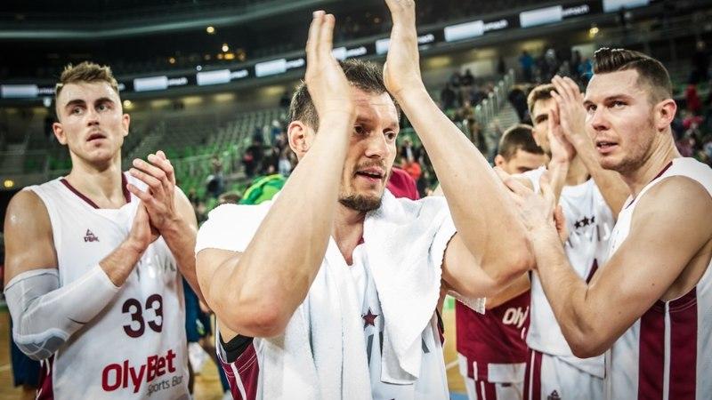 Euroopa meistrile koti pähe tõmmanud lätlaste MMi unistus elab edasi