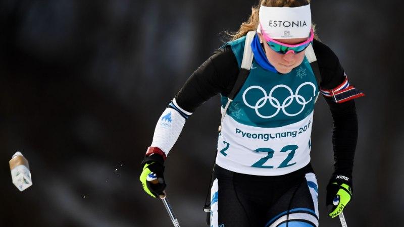 Olümpial ilusaid esitusi teinud Talihärm saab viimaks täiskohaga laskesuusatamisele keskenduda