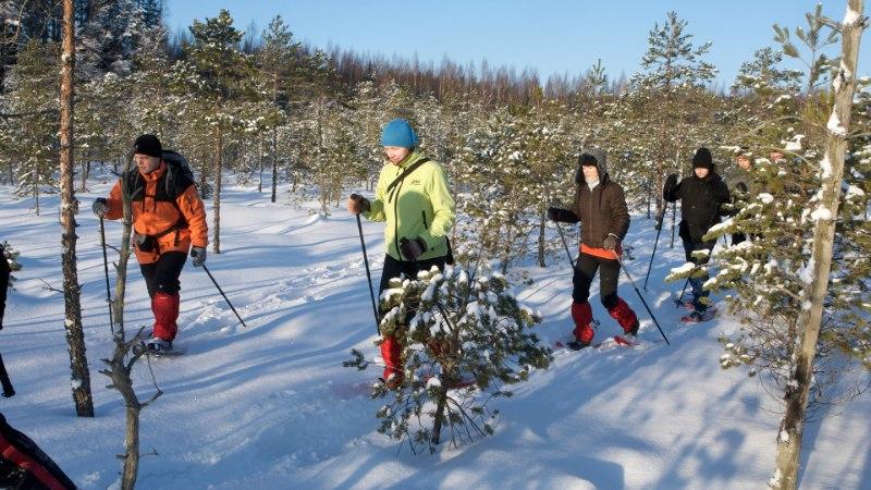 Tervislikud pühad: kuidas Eesti talvest viimast võtta?