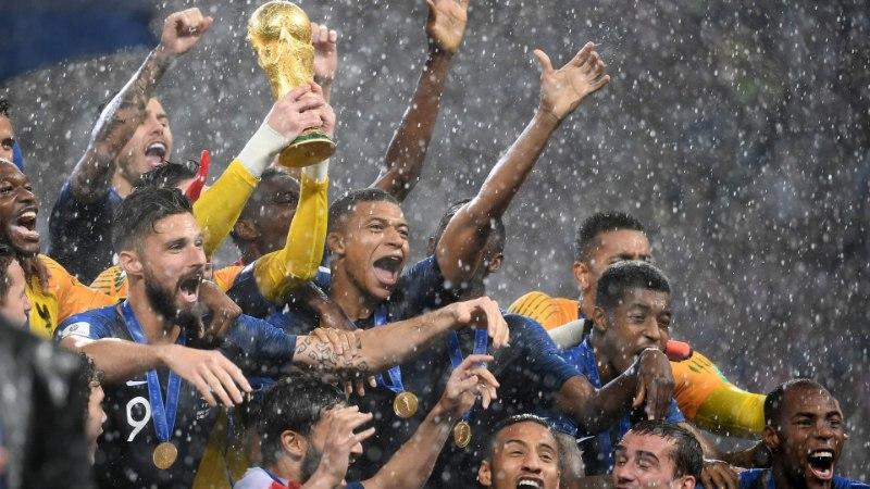 STATISTIKA | Suvist jalgpalli MMi vaatas ligi pool kogu maailma elanikkonnast!