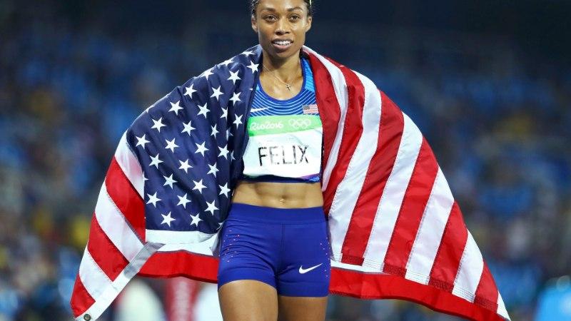 TOHOH! Veel suve alguses võistelnud kuuekordne olümpiavõitja sai emaks