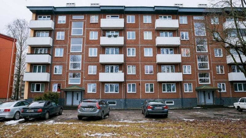 Väljaspool Tallinna ja Tartut on korterite hind langenud 6 protsenti