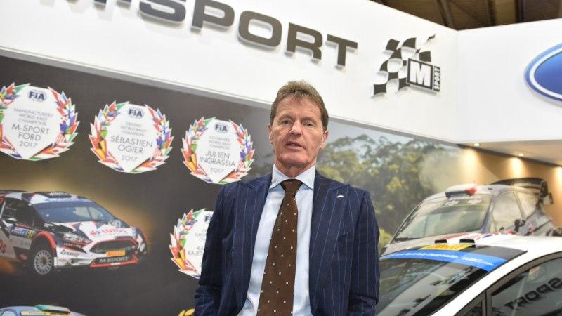 Ajastu lõpp: Malcolm Wilson lahkus raskes seisus olnud M-Spordi rallitiimi juhi kohalt