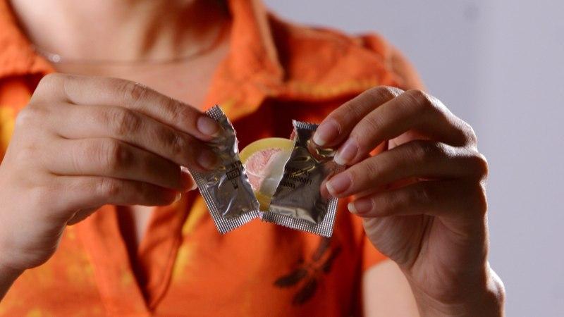 Saksa politseinik mõisteti süüdi kondoomi eemaldamises vahekorra ajal