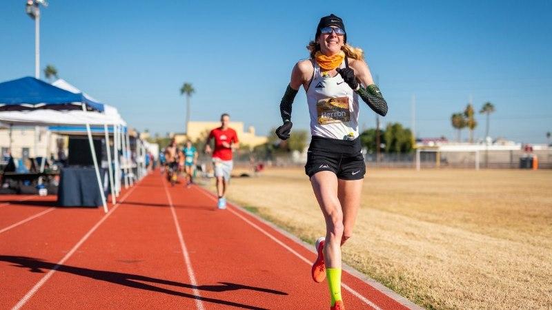 USKUMATU: ameeriklanna jooksis 24 tundi jutti ning purustas rekordeid tänu õllele ja tacodele!