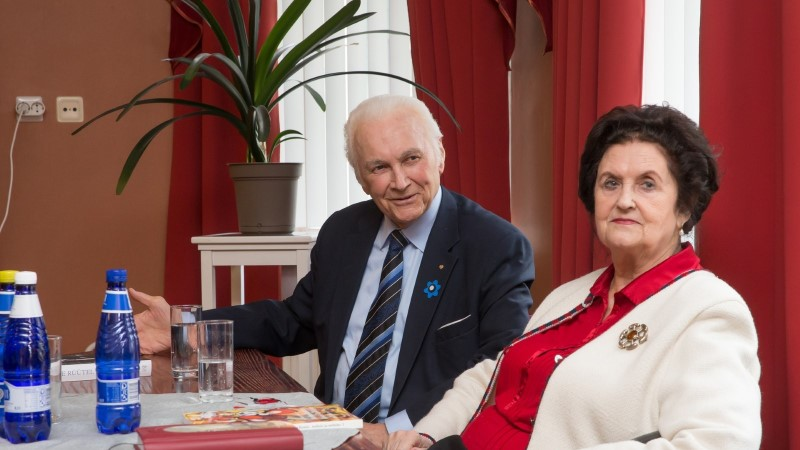 Жена бывшего президента Рюйтеля: проблема Эстонии не в неграх, а в продолжающемся росте русскоязычной общины