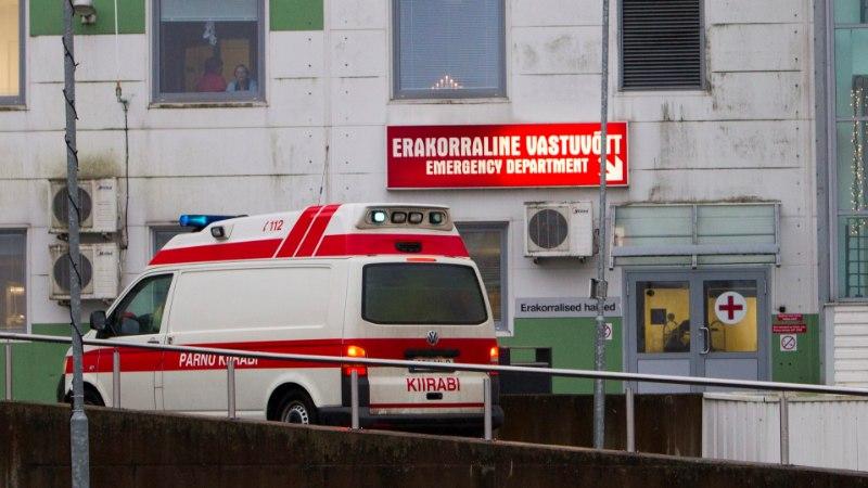 Grippi haigestunud tõstsid pärast pühi Tallinna EMOde koormust