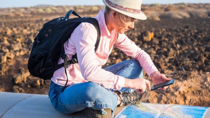 Tark mees taskus: Rakendused, mis teevad reisimise turvalisemaks