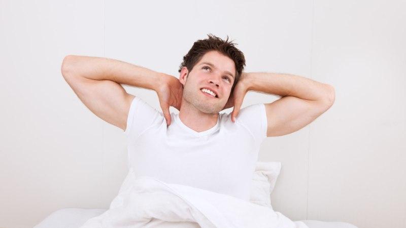 SELGITUS KUI VIIESELE: miks tekib meestel hommikune erektsioon?