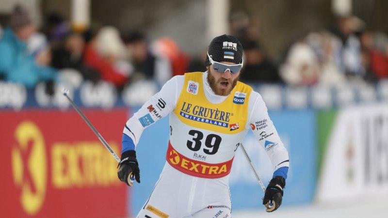 NII SEE JUHTUS | Sport 29.12: Tour de Ski avapauk eestlastele rõõmu ei pakkunud