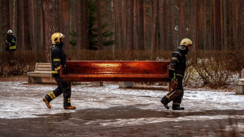 Selgus Liiva kalmistu kabeli põlemise põhjus