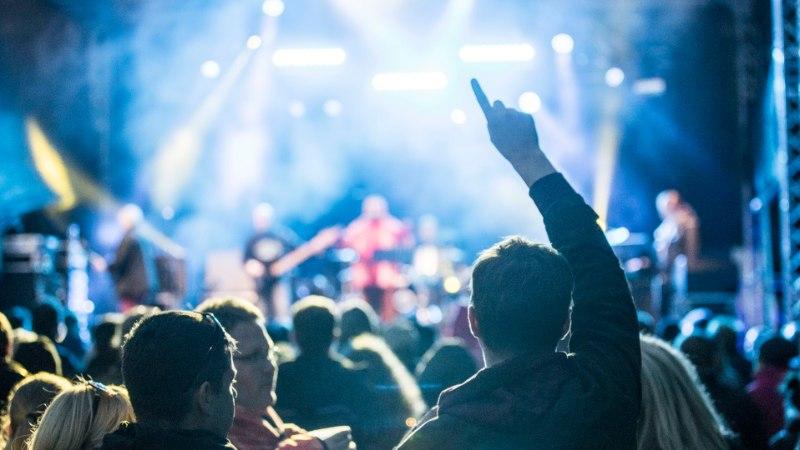 Legendaarne rokkmuusikafestival Kapa Rock vahetas nime