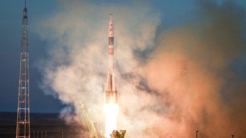 Esimene Sojuz pärast õnnetust startis kosmosejaama