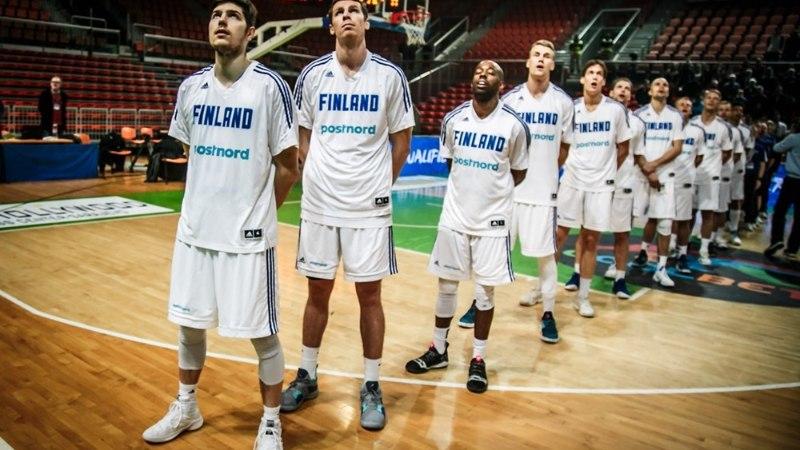IMELINE TAGASITULEK: Soome korvpallikoondis tuli välja lootusetust seisust ja jättis MMi unistuse ellu