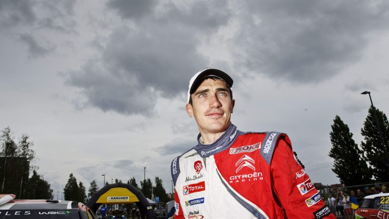 WRC-sarjast minema löödud Breen: suur võimalus, et olen juba varsti tagasi