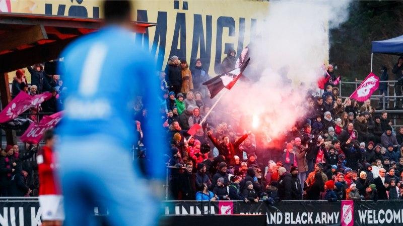 Eesti jalgpalli meistriliiga alustab märtsis, avapaugu annab meister Nõmme Kalju