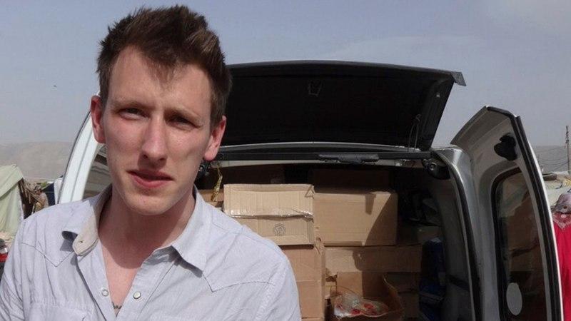 Hukkus ISISe terrorist, kes mõrvas mitu Lääne humanitaartöötajat